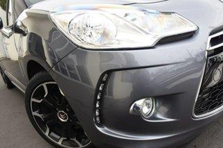 2011 Citroen DS3 MY12 DSport Grey 6 Speed Manual Hatchback.