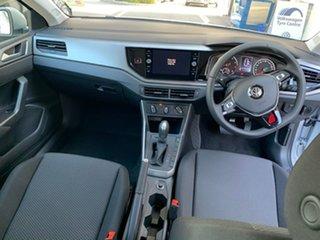 2020 Volkswagen Polo AW MY20 70TSI DSG Trendline Silver 7 Speed Sports Automatic Dual Clutch