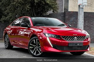 2019 Peugeot 508 R8 MY20 GT Red 8 Speed Sports Automatic Fastback.