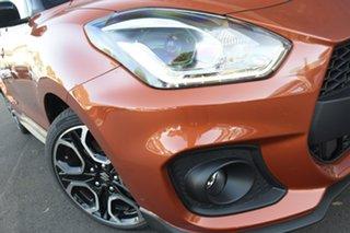 2020 Suzuki Swift AZ Series II Sport Flame Orange & Black 6 Speed Manual Hatchback.