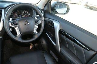 2019 Mitsubishi Pajero Sport QE MY19 Black Edition White 8 Speed Sports Automatic Wagon