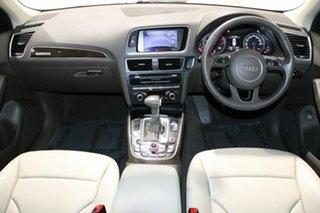 2013 Audi Q5 8R MY13 3.0 TFSI Quattro Black 8 Speed Automatic Wagon