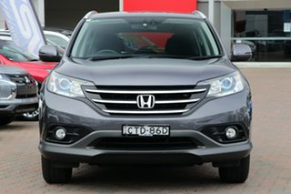 2014 Honda CR-V RM MY15 VTi 4WD Grey 5 Speed Sports Automatic Wagon