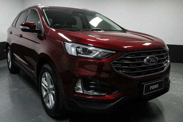 Used Ford Endura CA 2019MY Trend SelectShift AWD, 2018 Ford Endura CA 2019MY Trend SelectShift AWD Ruby Red 8 Speed Sports Automatic Wagon