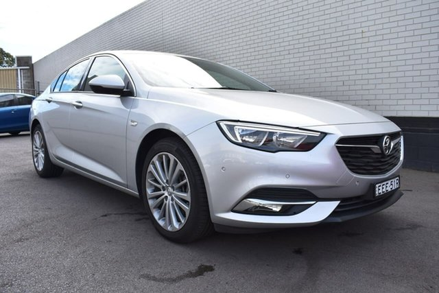 Used Holden Calais ZB MY18 V Liftback AWD, 2018 Holden Calais ZB MY18 V Liftback AWD Silver 9 Speed Sports Automatic Liftback