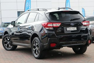 2018 Subaru XV G5X MY18 2.0i Premium Lineartronic AWD Black 7 Speed Wagon