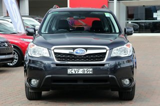 2014 Subaru Forester S4 MY14 2.5i Lineartronic AWD Luxury Black 6 Speed Constant Variable Wagon