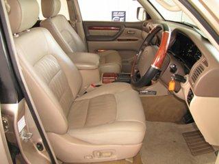1999 Lexus LX UZJ100R LX470 Gold 4 Speed Automatic Wagon