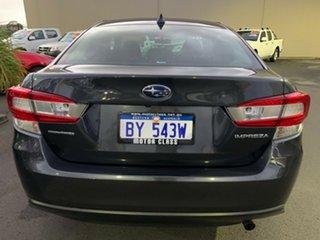 2017 Subaru Impreza G5 MY17 2.0i CVT AWD Grey 7 Speed Constant Variable Sedan.