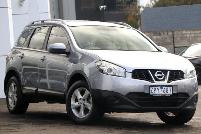 Used Nissan Dualis  , 2013 Nissan Dualis +2 ST Grey 6 Speed Automatic Liftback