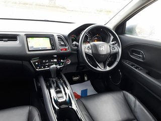 2018 Honda HR-V MY17 VTi-L Blue Mica Metallic 1 Speed Hatchback