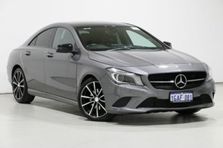 2016 Mercedes-Benz CLA200 117 MY16 Grey 7 Speed Automatic Coupe.