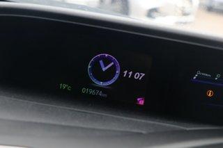 2015 Honda Civic 9th Gen Ser II MY15 VTi-S Blue 5 Speed Sports Automatic Sedan