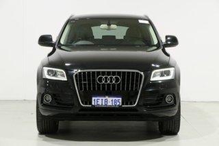 2013 Audi Q5 8R MY13 3.0 TFSI Quattro Black 8 Speed Automatic Wagon.