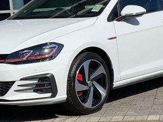 2019 Volkswagen Golf 7.5 MY20 GTI DSG White 7 Speed Sports Automatic Dual Clutch Hatchback.
