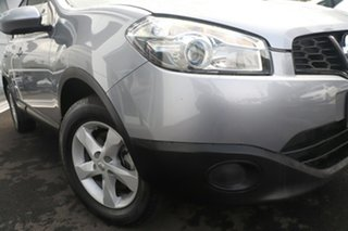 2013 Nissan Dualis +2 ST Grey 6 Speed Automatic Liftback.
