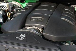 2017 Holden Commodore VF II MY17 SS V Redline Spitfire Green 6 Speed Manual Sedan