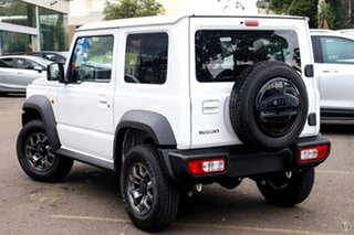 2020 Suzuki Jimny JB74 White 4 Speed Automatic Hardtop.