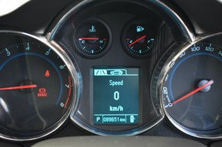 2015 Holden Cruze JH Series II MY15 SRi-V Red 6 Speed Sports Automatic Hatchback.