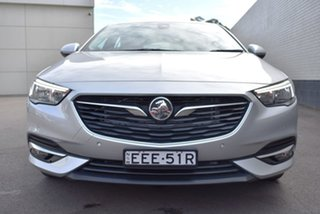 2018 Holden Calais ZB MY18 Liftback Silver 8 Speed Sports Automatic Liftback.