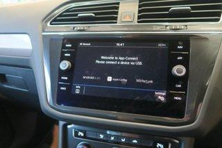 2020 Volkswagen Tiguan 5N MY20 132TSI Comfortline DSG 4MOTION Allspace Blue 7 Speed
