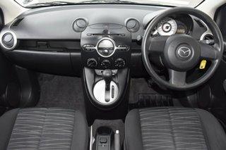 2010 Mazda 2 DE10Y1 MY10 Neo Aluminium 4 Speed Automatic Hatchback