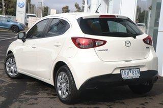 2017 Mazda 2 Neo White 6 Speed Automatic Hatchback.