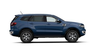 2020 Ford Everest UA II 2020.25MY Trend Deep Crystal Blue 6 Speed Sports Automatic SUV