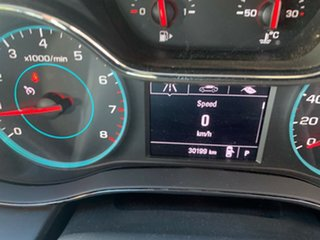 2018 Holden Astra LS Plus White 6 Speed Automatic Sedan