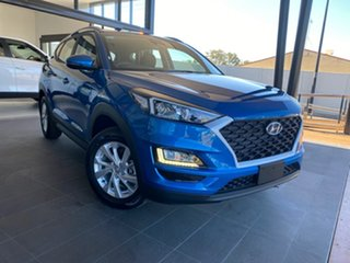 2020 Hyundai Tucson TL4 MY20 Active 2WD Blue 6 Speed Automatic Wagon.