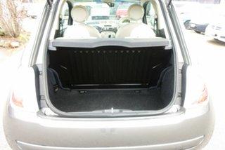 2013 Fiat 500 MY13 POP Charcoal Grey 5 Speed Automatic Hatchback