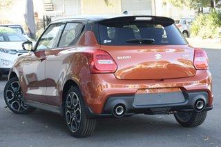 2021 Suzuki Swift AZ Series II Sport Flame Orange & Black 6 Speed Manual Hatchback.