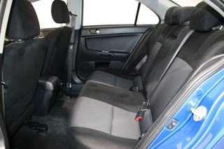 2017 Mitsubishi Lancer CF MY17 LS Blue 8 Speed CVT Auto 8 Speed Sedan