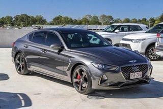 2018 Genesis G70 IK MY19 Ultimate Sport Grey 8 Speed Sports Automatic Sedan.
