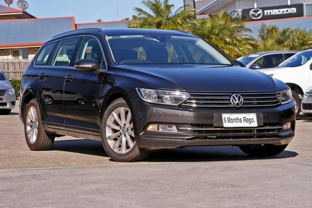 Used Volkswagen Passat 3C (B8) MY18 132TSI DSG Comfortline, 2018 Volkswagen Passat 3C (B8) MY18 132TSI DSG Comfortline Grey 7 Speed Sports Automatic Dual Clutch