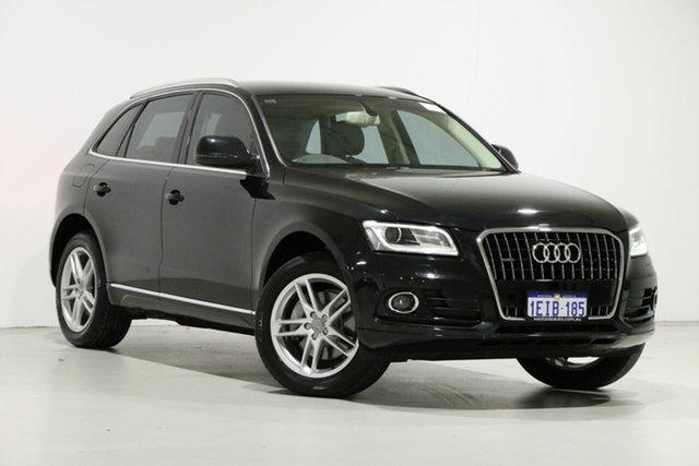 Used Audi Q5 8R MY13 3.0 TFSI Quattro, 2013 Audi Q5 8R MY13 3.0 TFSI Quattro Black 8 Speed Automatic Wagon