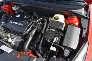 2015 Holden Cruze JH Series II MY15 SRi-V Red 6 Speed Sports Automatic Hatchback