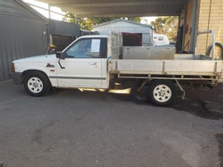 1996 Ford Courier PC XL 4x2 5 Speed Manual Cab Chassis.