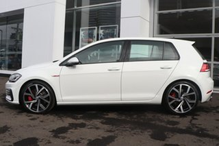 2018 Volkswagen Golf 7.5 MY19 GTI DSG Pure White 7 Speed Sports Automatic Dual Clutch Hatchback