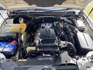 2010 Ford Falcon FG Ute Super Cab White 5 Speed Automatic Utility