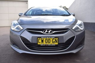 2012 Hyundai i40 VF Active Tourer Silver 6 Speed Sports Automatic Wagon.