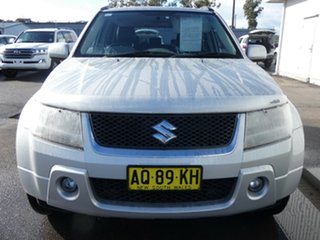 2006 Suzuki Grand Vitara JB Type 2 Prestige Silver 5 Speed Automatic Wagon.