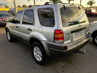 2004 Ford Escape ZB XLT Silver 4 Speed Automatic Wagon.