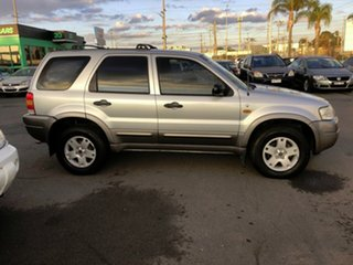 2004 Ford Escape ZB XLT Silver 4 Speed Automatic Wagon