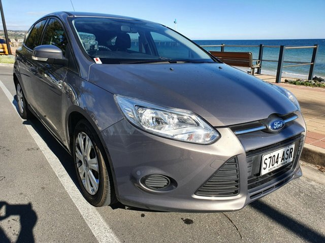 Used Ford Focus LW Ambiente PwrShift, 2012 Ford Focus LW Ambiente PwrShift Lunar Sky 6 Speed Sports Automatic Dual Clutch Hatchback