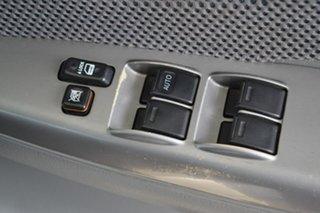 2010 Toyota Hilux KUN26R MY10 SR5 Black 5 Speed Manual Utility