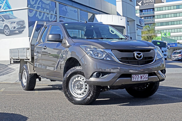 Used Mazda BT-50 UR0YF1 XT Freestyle 4x2 Hi-Rider, 2016 Mazda BT-50 UR0YF1 XT Freestyle 4x2 Hi-Rider Bronze 6 Speed Sports Automatic Cab Chassis