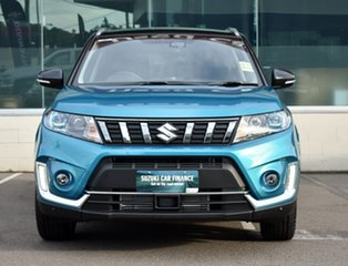 2020 Suzuki Vitara LY Series II Turbo 2WD Blue 6 Speed Sports Automatic Wagon.
