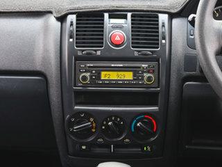 2009 Hyundai Getz TB MY09 S Light Blue 4 Speed Automatic Hatchback