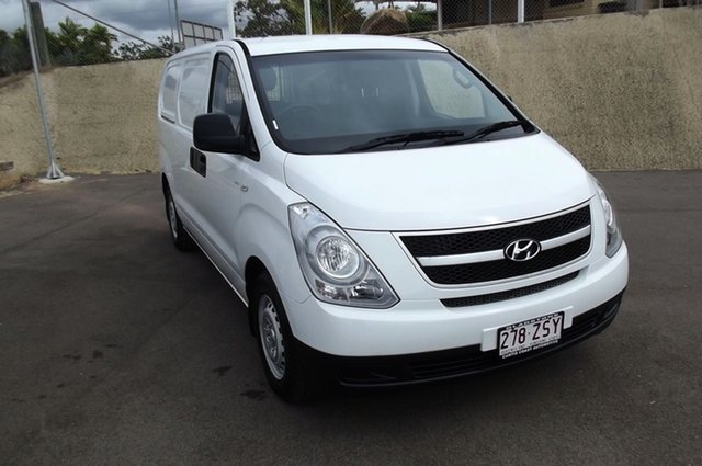 Used Hyundai iLOAD TQ2-V MY13 , 2013 Hyundai iLOAD TQ2-V MY13 White 5 Speed Automatic Van